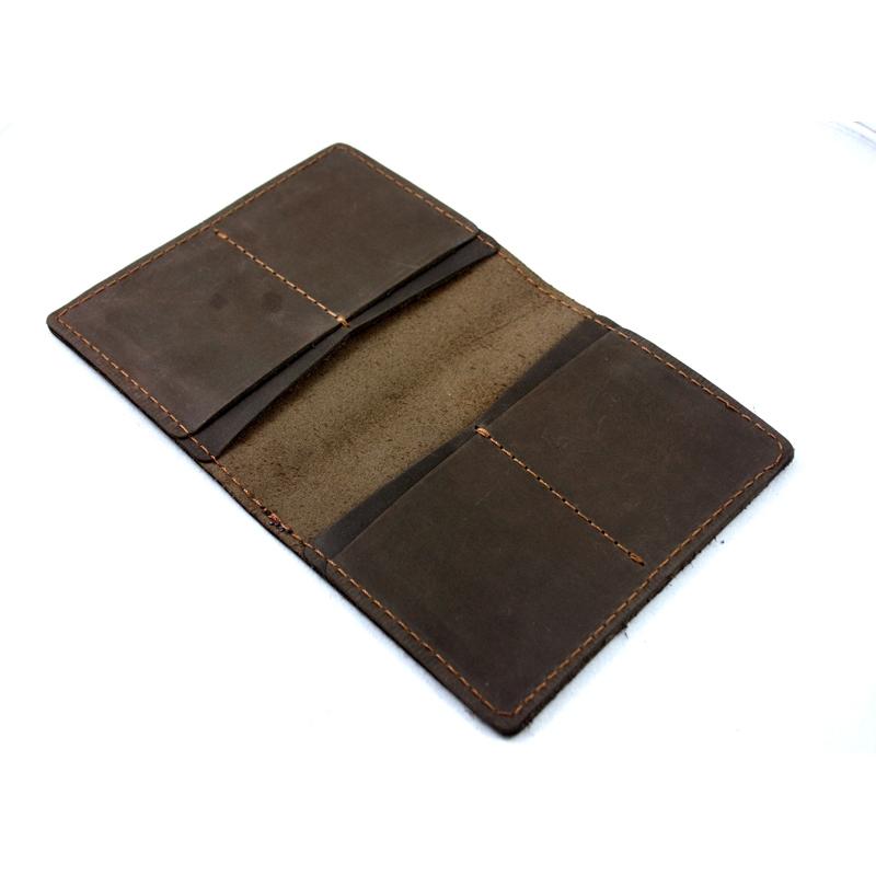 29de7bdab4f80 Skórzany super cienki portfel męski (SLIM WALLET) Orsatti