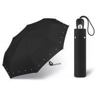Automatyczna parasolka damska Pierre Cardin z perełkami